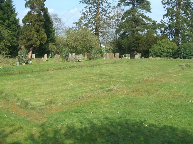 Akeley Church Remains
