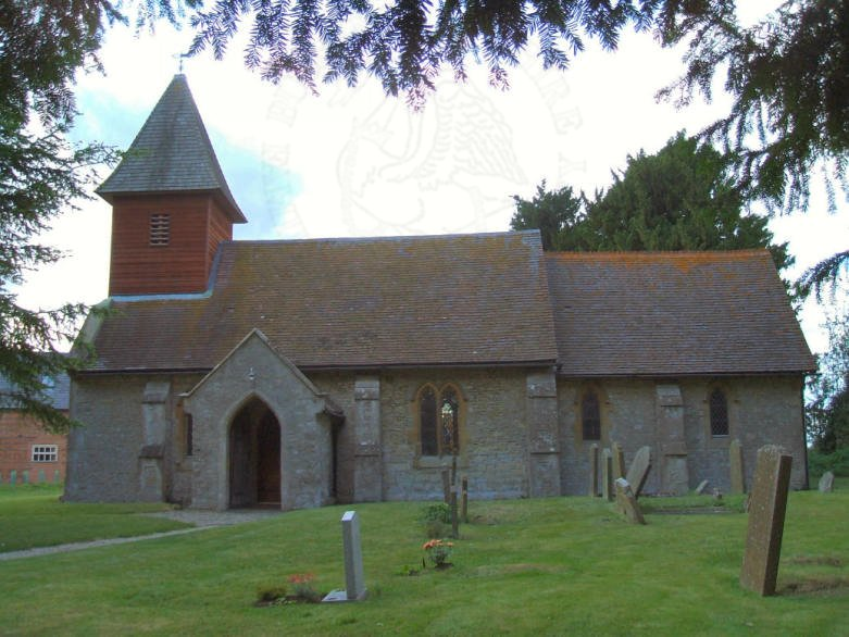 Aston Sandford Church