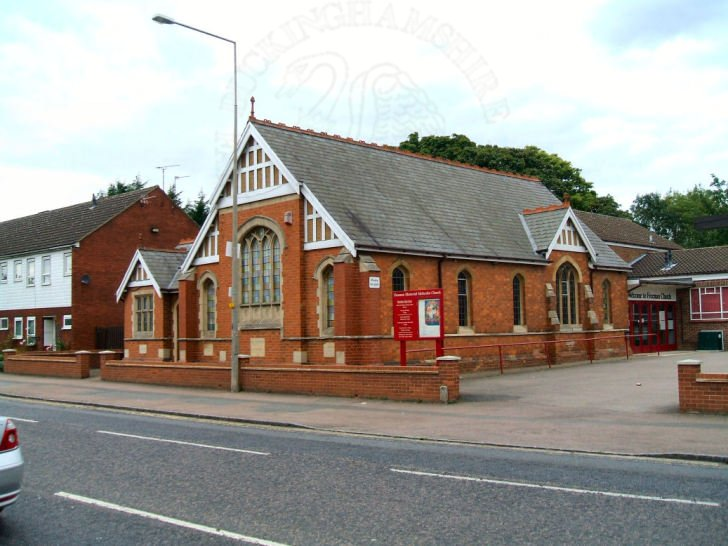 Bletchley Freeman Methodist