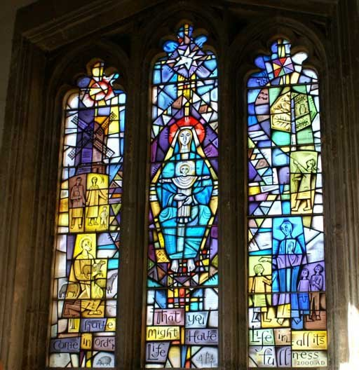 Brill millennium window