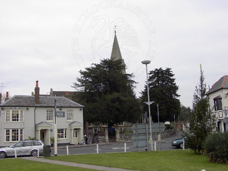 Datchet St Mary