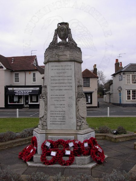 Datchet War Memorial