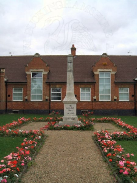 Fenny Stratford, War Memorial