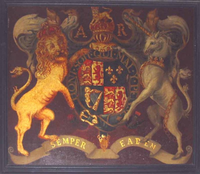 Fingest coat of arms