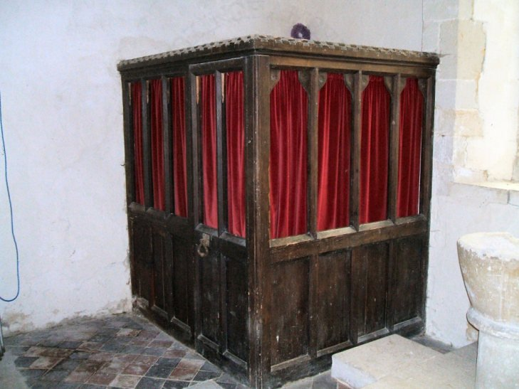 Vestry Screen, Fleet Marston
