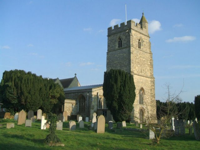 Great Horwood Church