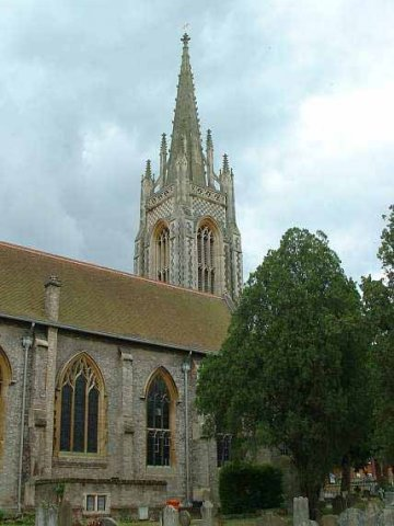 All Saints with Holy Trinity, Great Marlow