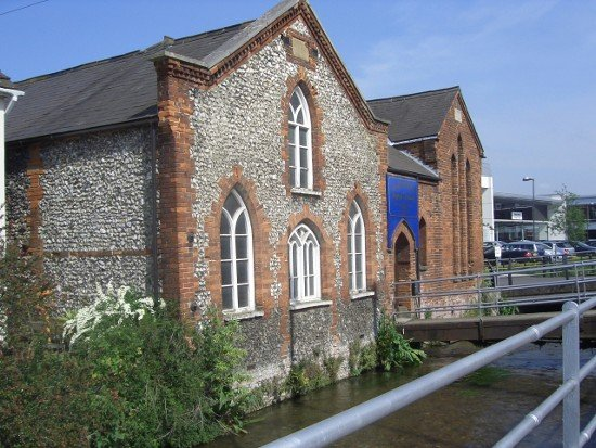 Baptist Church Wycombe Marsh