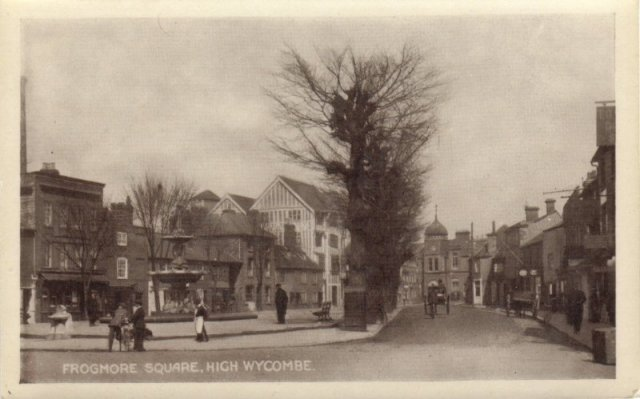 High Wycombe Frogmore