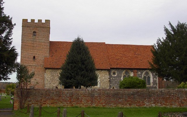 St Mary\'s, Hitcham