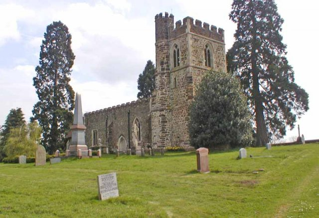 St Mary, Linslade
