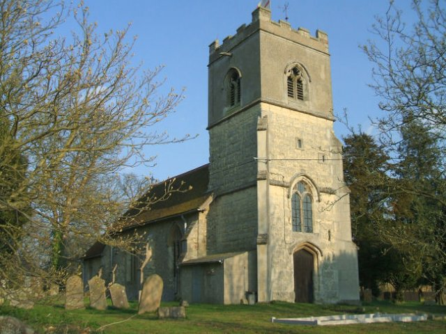 Little Horwood Church