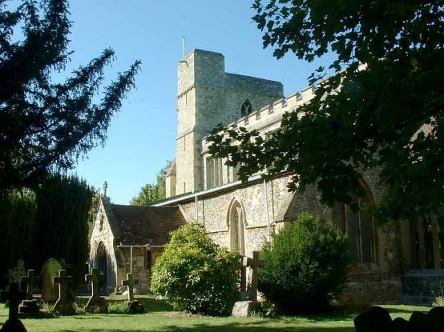 St Dunstan, Monks Risborough