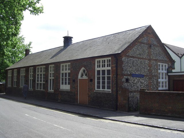 Old St Mary\'s School