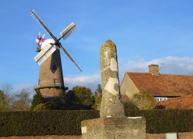 Cross and Windmill, Quainton