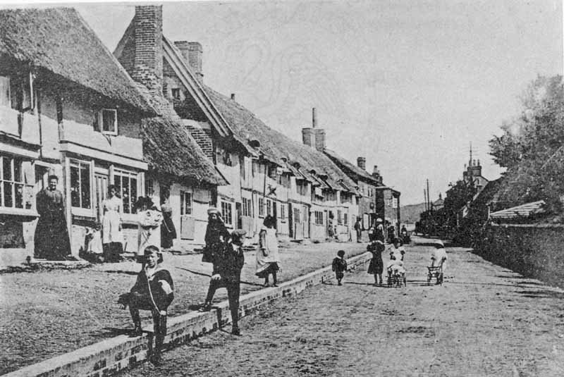 Wendover, Cold Harbour 1900