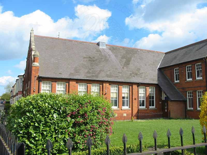 Wolverton, West End Methodist