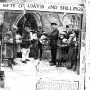 Easter loaves and shillings